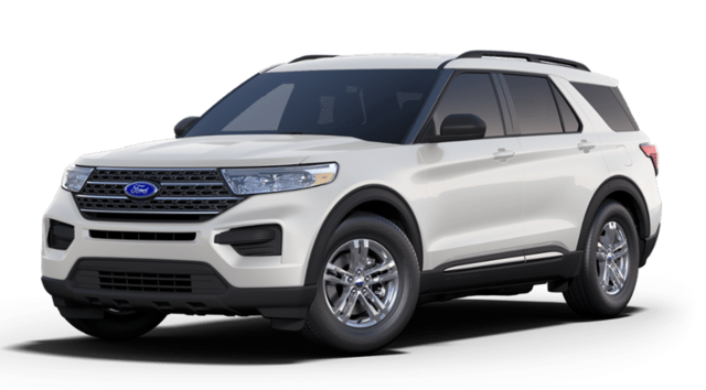 New 2020 Ford Explorer XLT XLT 4WD for sale in West Covina, CA